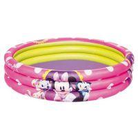 Bestway Nafukovací bazén Minnie 3 kruhy 152 cm
