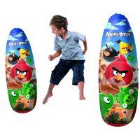 Bestway 96105B - Nafukovací boxovací pytel - Angry Birds, 91 cm vysoký