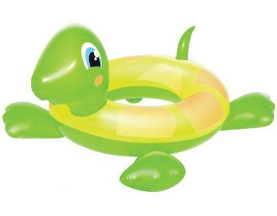Bestway 36099 Nafukovací kruh Želva - Žlutozelená