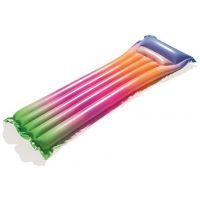 Bestway Nafukovací matrace 183 x 69 cm fialovooranžová