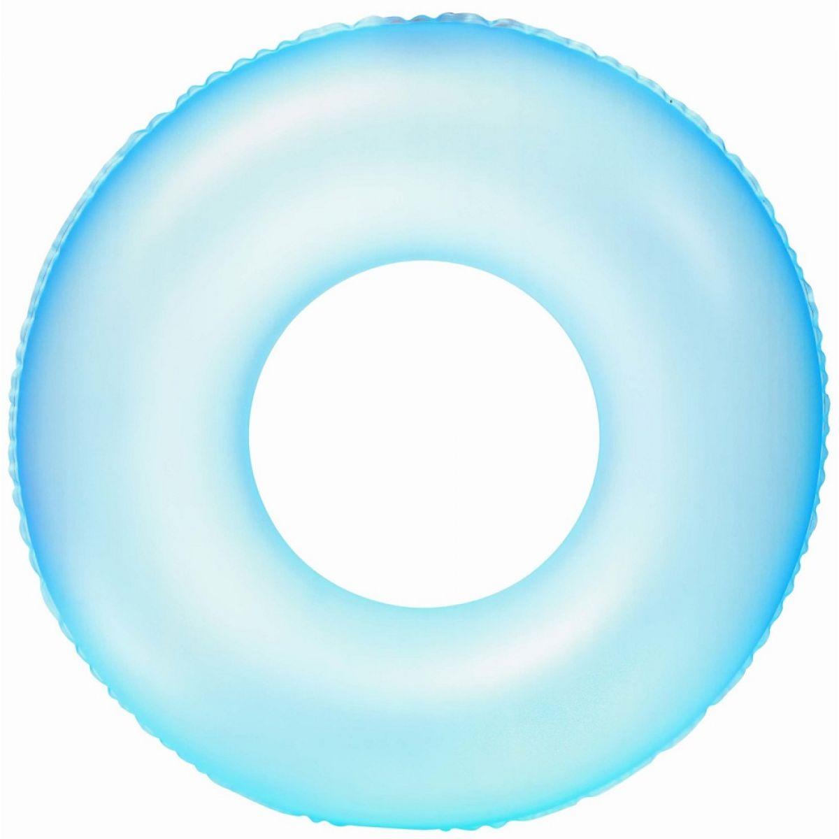 Bestway Plavací kruh Neon 76 cm - Modrá