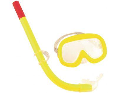 Bestway Potápěčská sada Sun - Žlutá