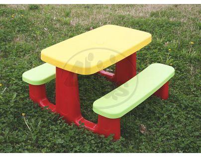 Grand Soleil 899000 - Piknikový stoleček s lavicemi