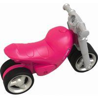 Big Girlie Bike Odrážedlo růžové - Poškozený obal  2