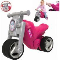 Big Girlie Bike Odrážedlo růžové - Poškozený obal  5