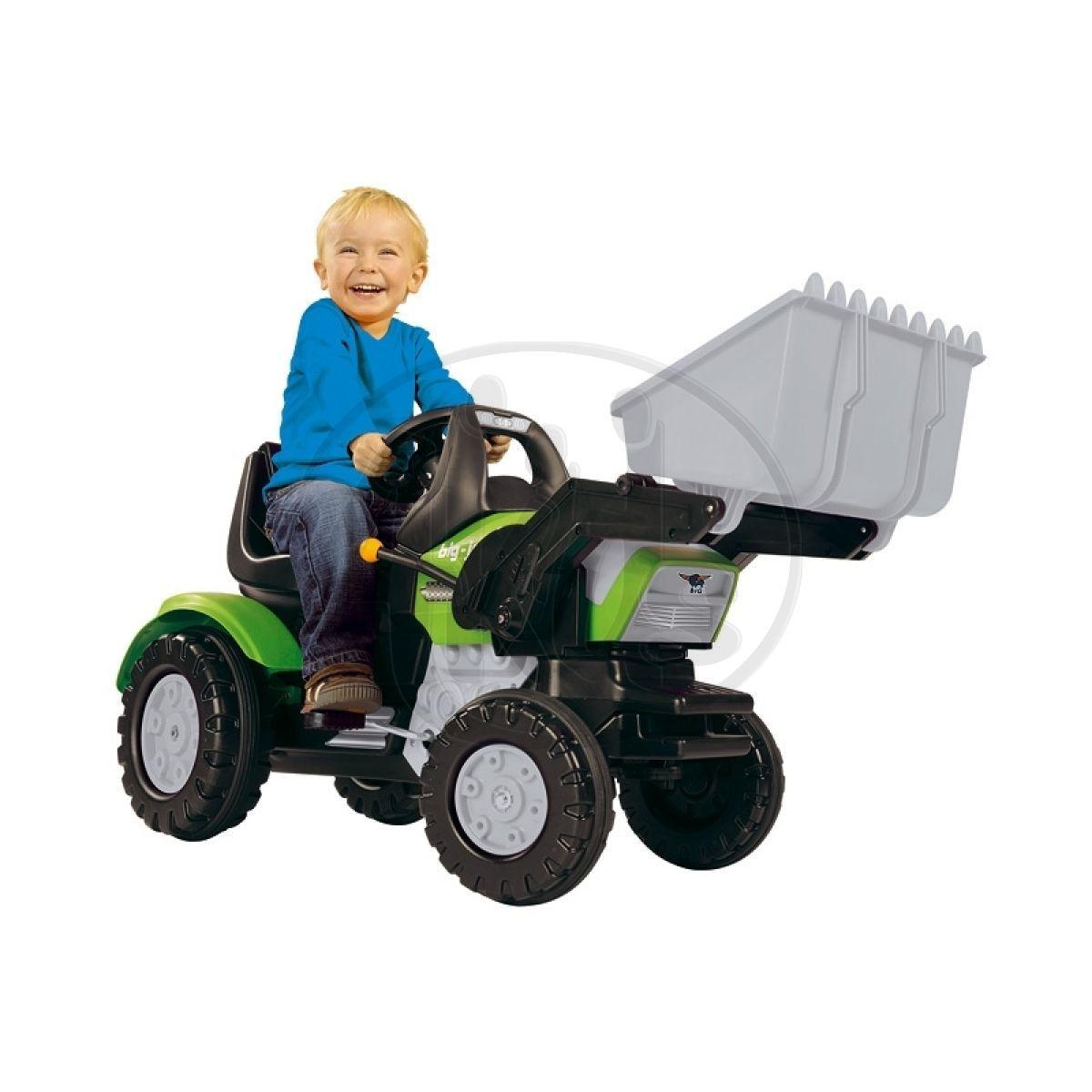 big lapac traktor john xl se l c 4kids. Black Bedroom Furniture Sets. Home Design Ideas