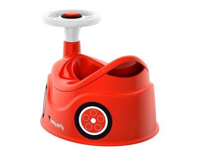 Big Nočník s volantem Červený