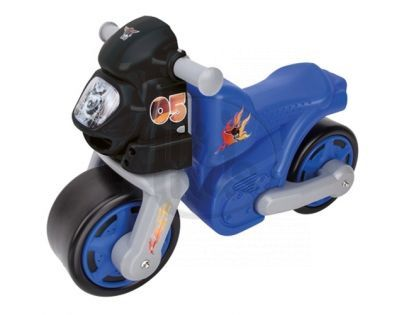 Big Odrážedlo motocykl modrý