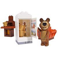 Big PlayBIG Bloxx Máša a medvěd Míšův pokojíček 2