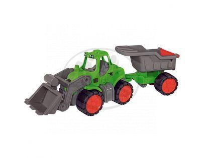 Big Power Traktor s valníkem 66 cm