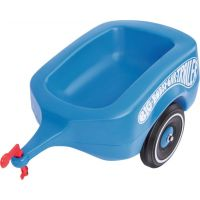 Big Přívěsný vozík Bobbi modrý