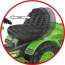 Big Šlapací traktor Jim se lžící a vozíkem 4