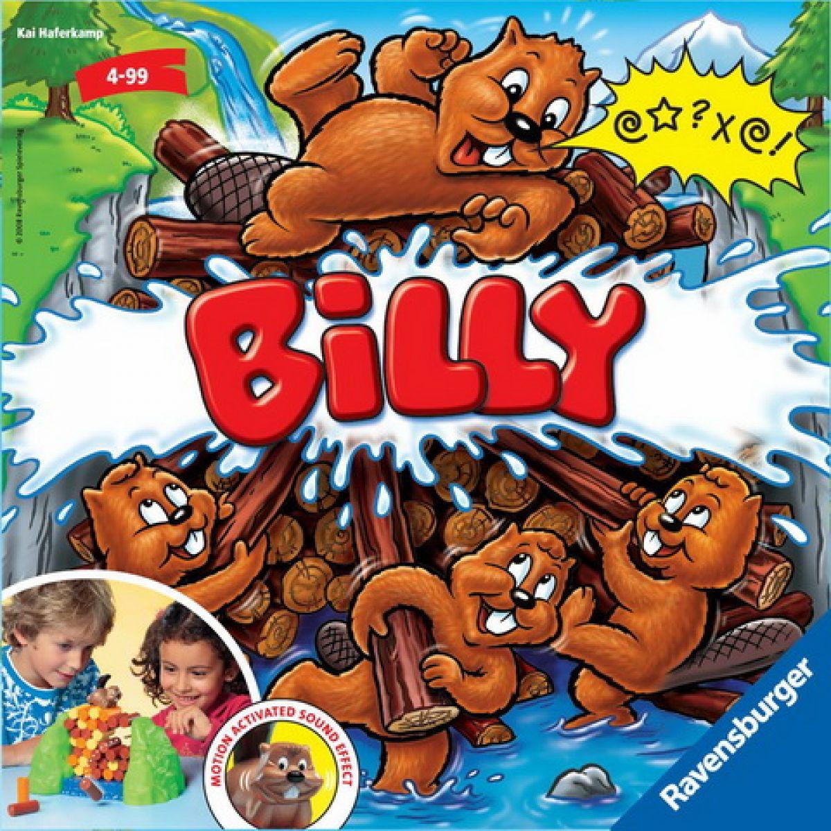 Ravensburger Billy Biber hra