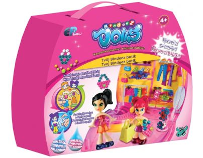 Bindeez Dolls start - Butik