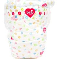 Bino Baby Premium Plienky veľ. M 6-11kg 6x10 ks s darčekom 2