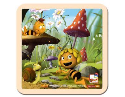 Bino 13624 - Včelka Mája –  puzzle pro nejmenší