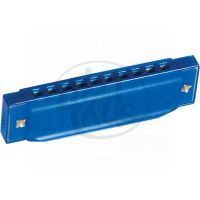 Bino Foukací harmonika modrá