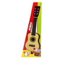 Bino Kytara dřevěná 4