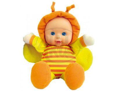 Bino 88404 - Moje první panenka - oranžová