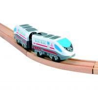 Bino Rychlostní vlak na baterie 3