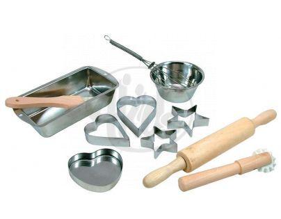 Bino 83393 - Sada na pečení (11 ks)