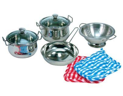 Bino 83392 - Sada nerezového nádobí (8 ks)