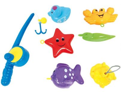 Bino Water Fun Sada hraček prutem