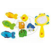 Bino Water Fun Sada hraček se síťkou