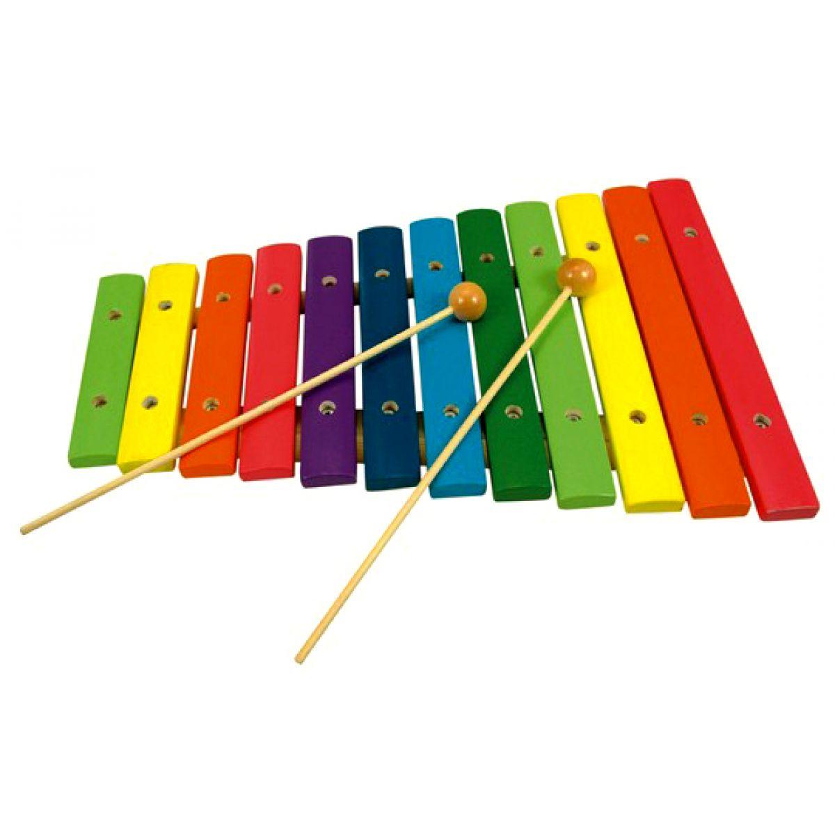 Bino Xylofón 12 tónů