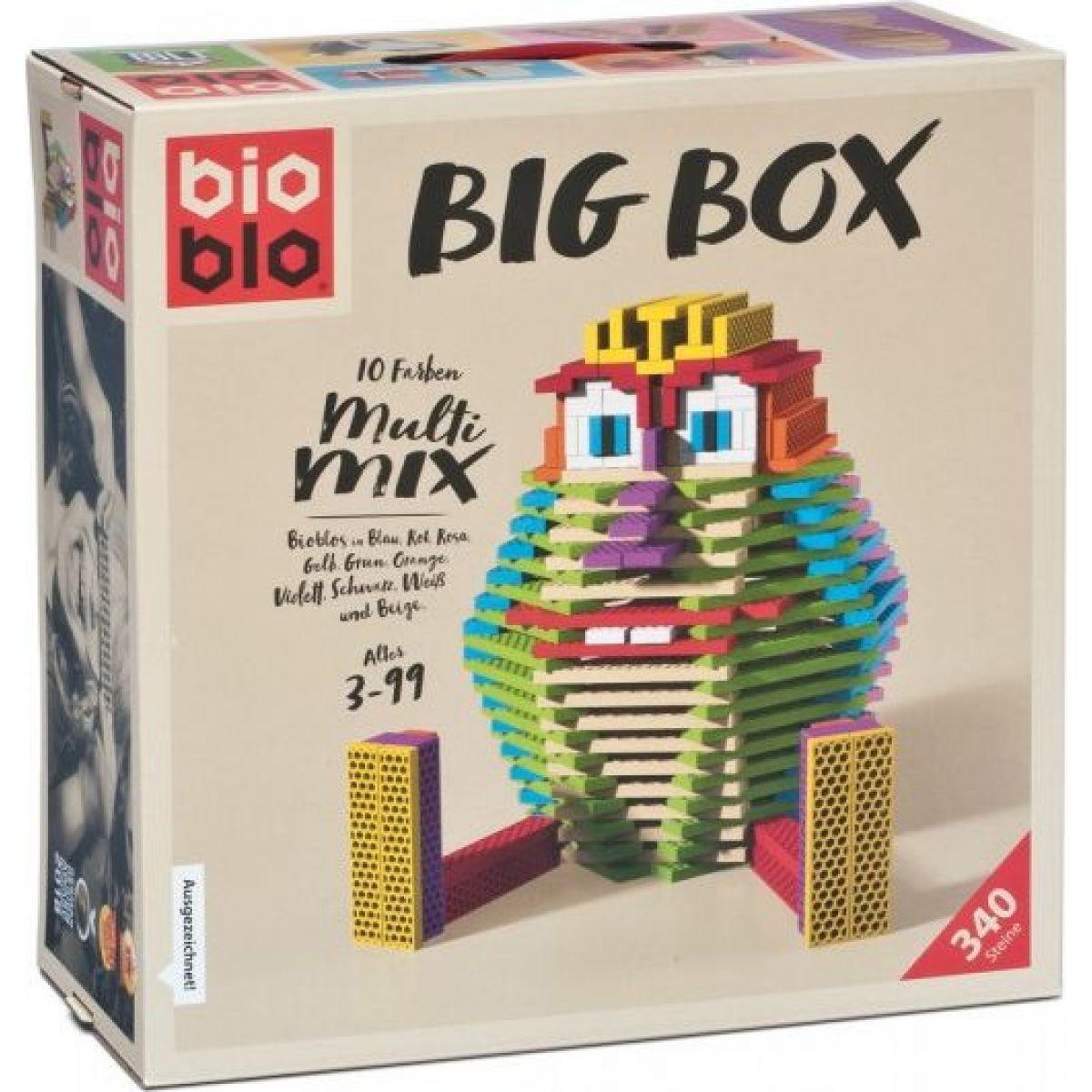 Bioblo Big Box 340 dílků - Poškozený obal