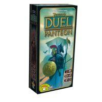 Black Fire 7 Divů světa Duel Pantheon