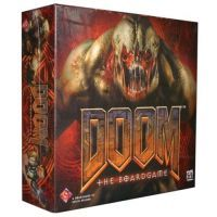 Black Fire DOOM-The Boardgame