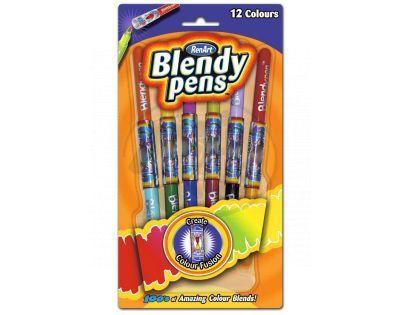 Blendy pens 12 Colour Pack