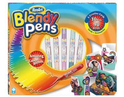 Blendy Pens 3D Creative Cards