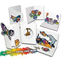 Blendy Pens 3D Creative Cards 2
