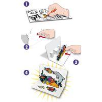 Blendy Pens 3D Creative Cards 3