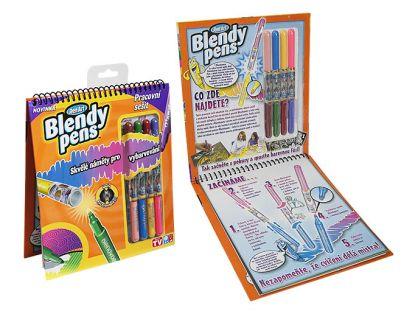 Blendy pens Activity Book - Pracovní sešit