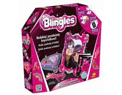 Blingles Designérský set - základní sada