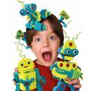 Bloco Invaze robotů 3