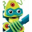 Bloco Invaze robotů 4
