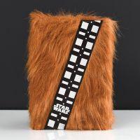 Epee Merch Zápisník A5 premium Chewbacca