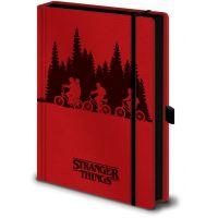 Epee Merch Zápisník A5 premium Stranger Things