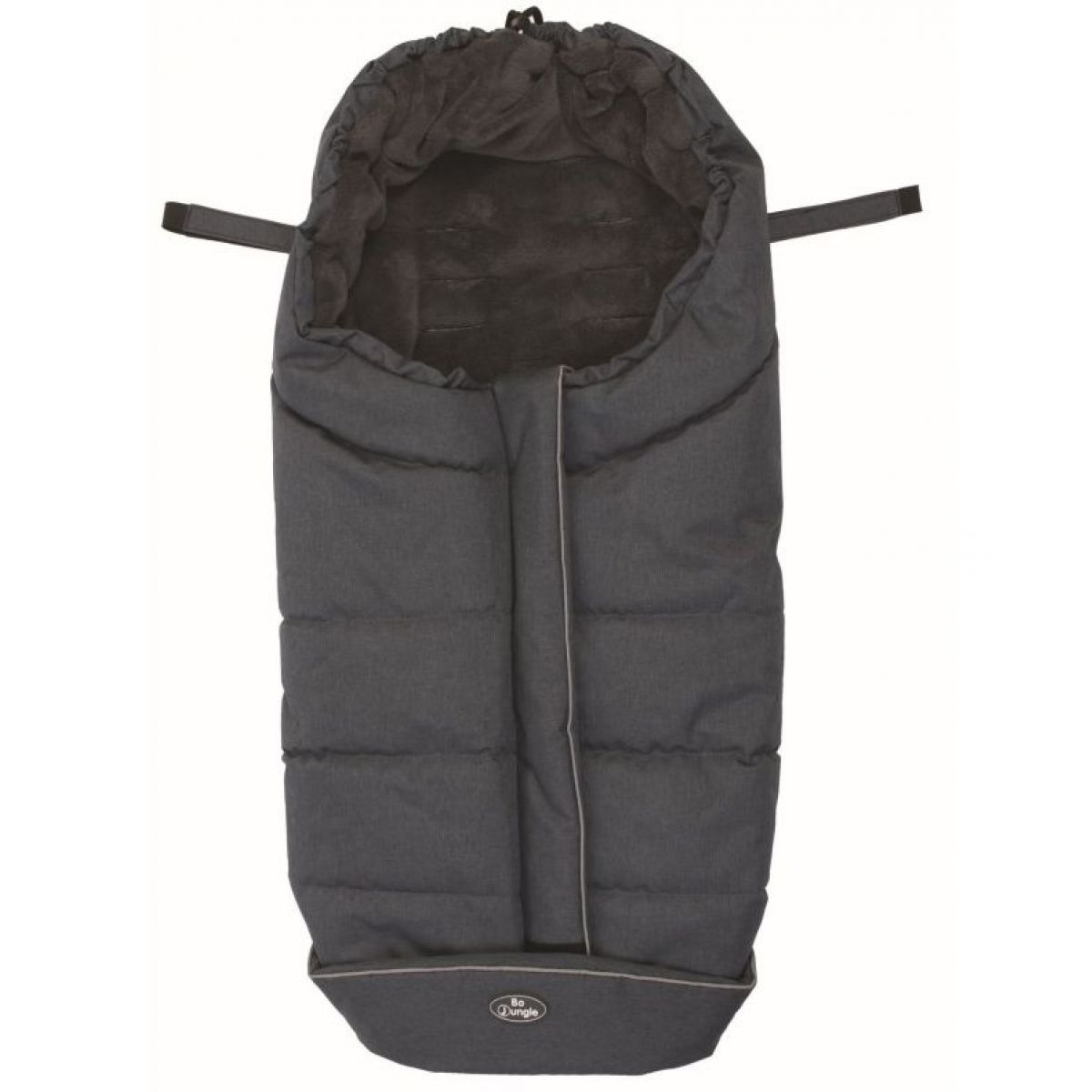 Bo Jungle fusak B-Thermo Dark Grey Black