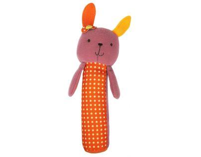 Bobbie & Friends pískátko - Zajíček