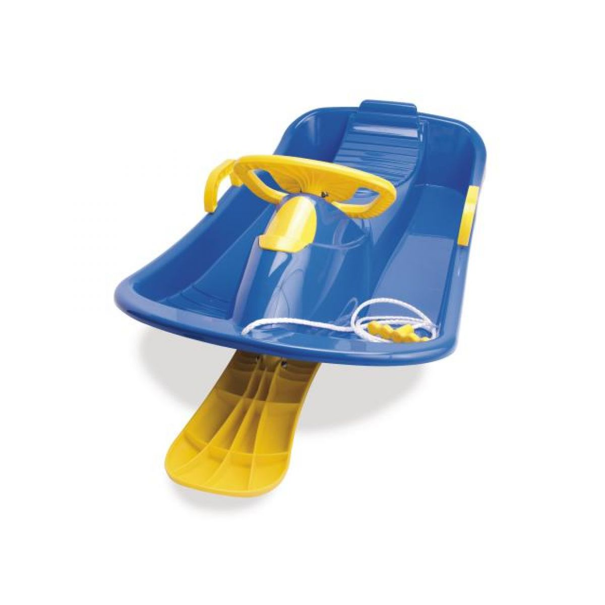 Dantoy Boby s volantem řiditelné - Modrá