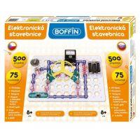 Boffin 500 Elektronická stavebnice - Poškozený obal