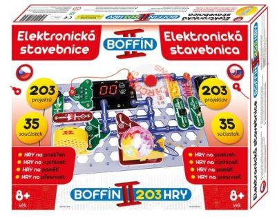 Boffin II 203 Elektronické hry