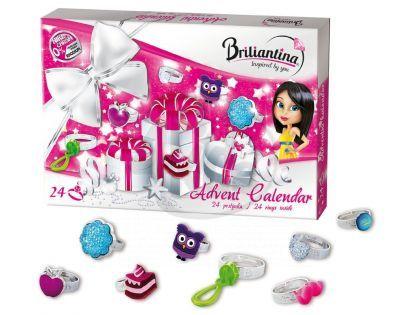 Adventní kalendář Briliantina - prstýnky
