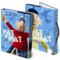 BONAPARTE 9250 - Box na sešity A4 - PAT a MAT modrý