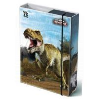 BONAPARTE 05532 - Box na sešity A5 - Prehistoric 3D